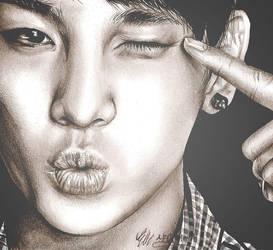Kim KEY Kibum by FreedomforGoku