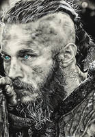 Ragnar Lothbrok by FreedomforGoku