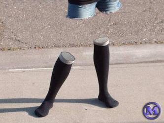 Look -- No Legs by misterdoe
