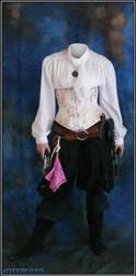 Dread Pirate Roberta by misterdoe
