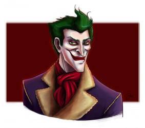 Winter Joker by TysKaS