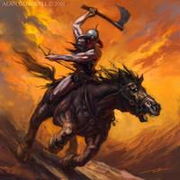 Dealing Death by alanlathwell