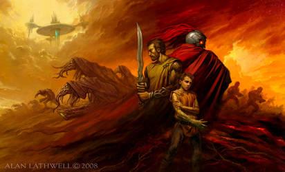 The Enemy's Son by alanlathwell