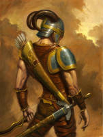 The Mercenary by alanlathwell