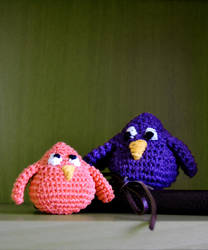 birds by CarnivalOfVanity