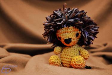 little lion by CarnivalOfVanity