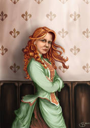 Magdalena by CarnivalOfVanity