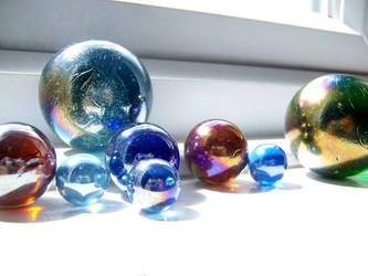 Marbles III: Little And Large by LullabyCircus