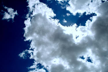 Summer sky by Mandarancio