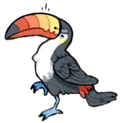 toucannon by supichu