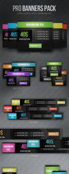 Pro Banners Pack by Rafael-Olivra