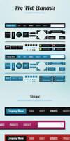 Pro Web Elements by Rafael-Olivra