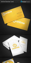 Ontime Business Card by Rafael-Olivra