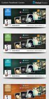 Custom Facebook Covers by Rafael-Olivra