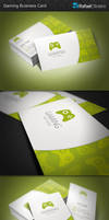 Gaming Business Cards by Rafael-Olivra