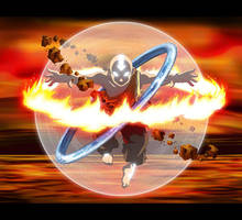 Avatar Aang by Shira-chan