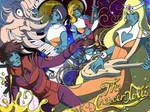 The Crescendolls by Shira-chan
