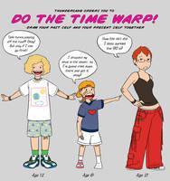 Time Warp by Shira-chan