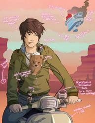 Amadeus Cho by Shira-chan