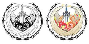 Tattoo Design by Shira-chan