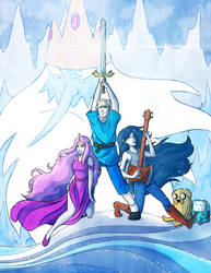 Adventure Time! by Shira-chan