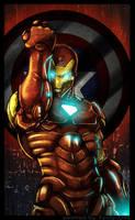 Iron Man by WinterSpec
