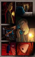 Silent hill 1 fan comic :preview: by WinterSpec
