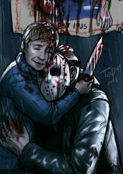 Jason is a good boy by WinterSpectrum