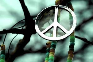 Green Peace by ligyrophobiac