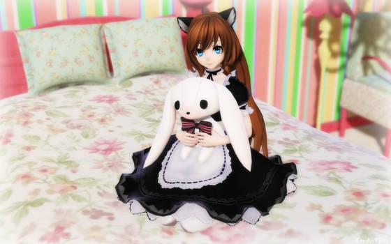 [MMD]Cute Loli[Model DL] by Kawaii-Loli-Desu