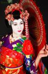 Maiko - Geisha Part III by Naraku-Sippschaft