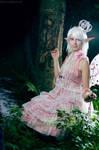 In the Dark - Fairy by Naraku-Sippschaft