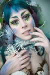Mermaid Close-up I by Naraku-Sippschaft