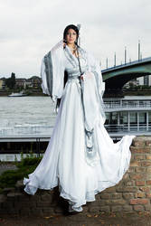 Myth: Goddess of Silver by Naraku-Sippschaft