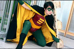 Batman: How to properly sneaking like a Robin by Naraku-Sippschaft