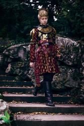Joffrey Baratheon by Naraku-Sippschaft