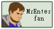 TheMysteriousMrEnter Fan Stamp by VampireQueenEffeffia