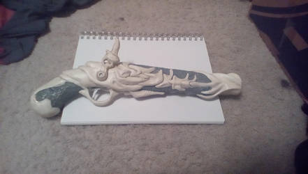 Second Flintlock Side B by NecrosisBob