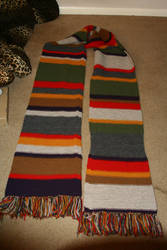 Dr. Who Scarf of Zen and Doom by zuzi