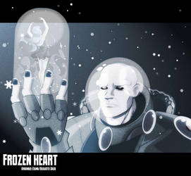 Frozen Heart by AugustoSasa