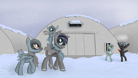 Winter in Avalon by thisisjayaitch