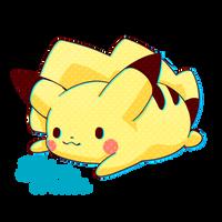 Pikapi - chubby pokemon edition by Shirocreate