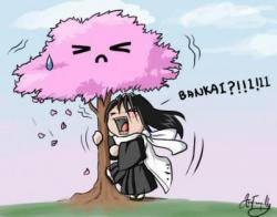 Byakuya Randomness!!! by Theredheadlady