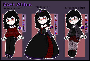 BIO: Dark Abbie by BabyAbbieStar