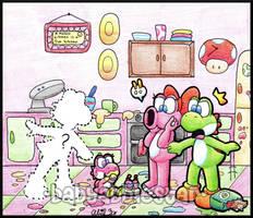CM: Sweet Surprise by BabyAbbieStar