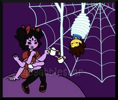 UT | Spider Tea by BabyAbbieStar