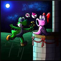 Moonlight Romance by BabyAbbieStar