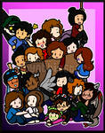 Box o' Friends by BabyAbbieStar