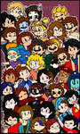 Gift: Everyone's Here by BabyAbbieStar