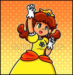 Let's Go, Daisy! by BabyAbbieStar